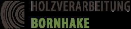 Logo Holzverarbeitung Bornhake